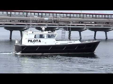 Sea Pilot Boat - Pilotina - Cantiere Orsa Maggiore - work boats