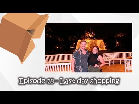 Florida Holiday 2016 - Last Day - Shopping and Teak Neibourhood Grill