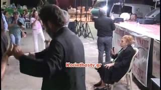 Φιλιώ Πυργάκη: Ο μερακλής Παπάς χόρεψε το τσάμικο Δεν ξενυχτάνε τα βουνά