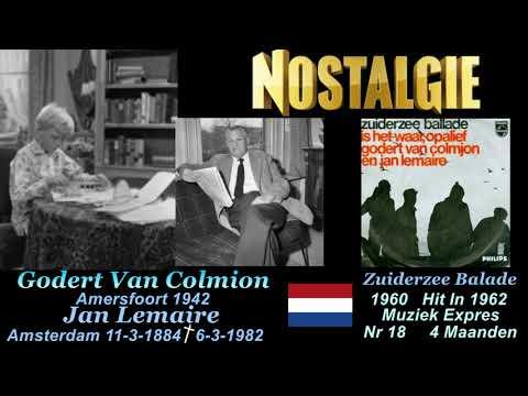 Godert Van Colmion & Jan Lemaire   De Zuiderzee Ballade 1960