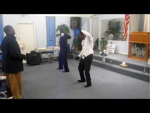 Praise Dance at Counsel of God Ministries