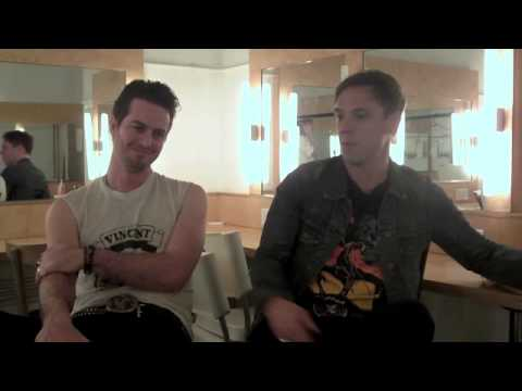 EF Interview The Airborne Toxic Event