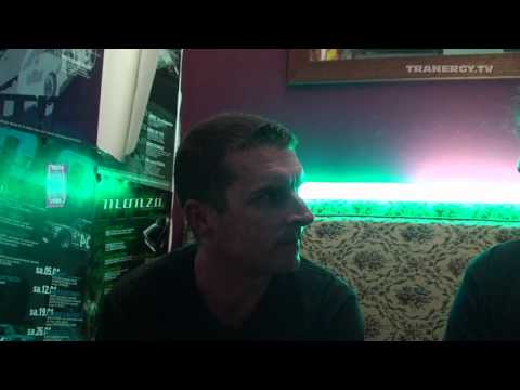 Tranergy.TV Interview with Leon Bolier 2/2