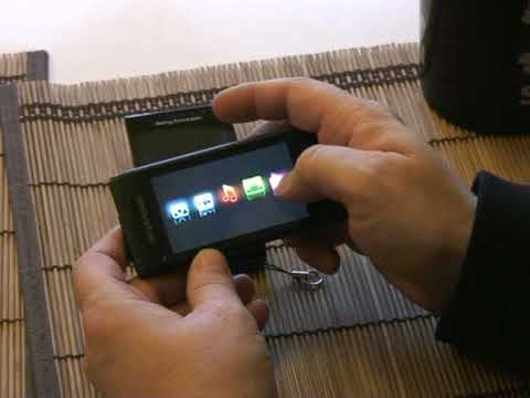 Satio und Aino - Neues von Sony Ericsson