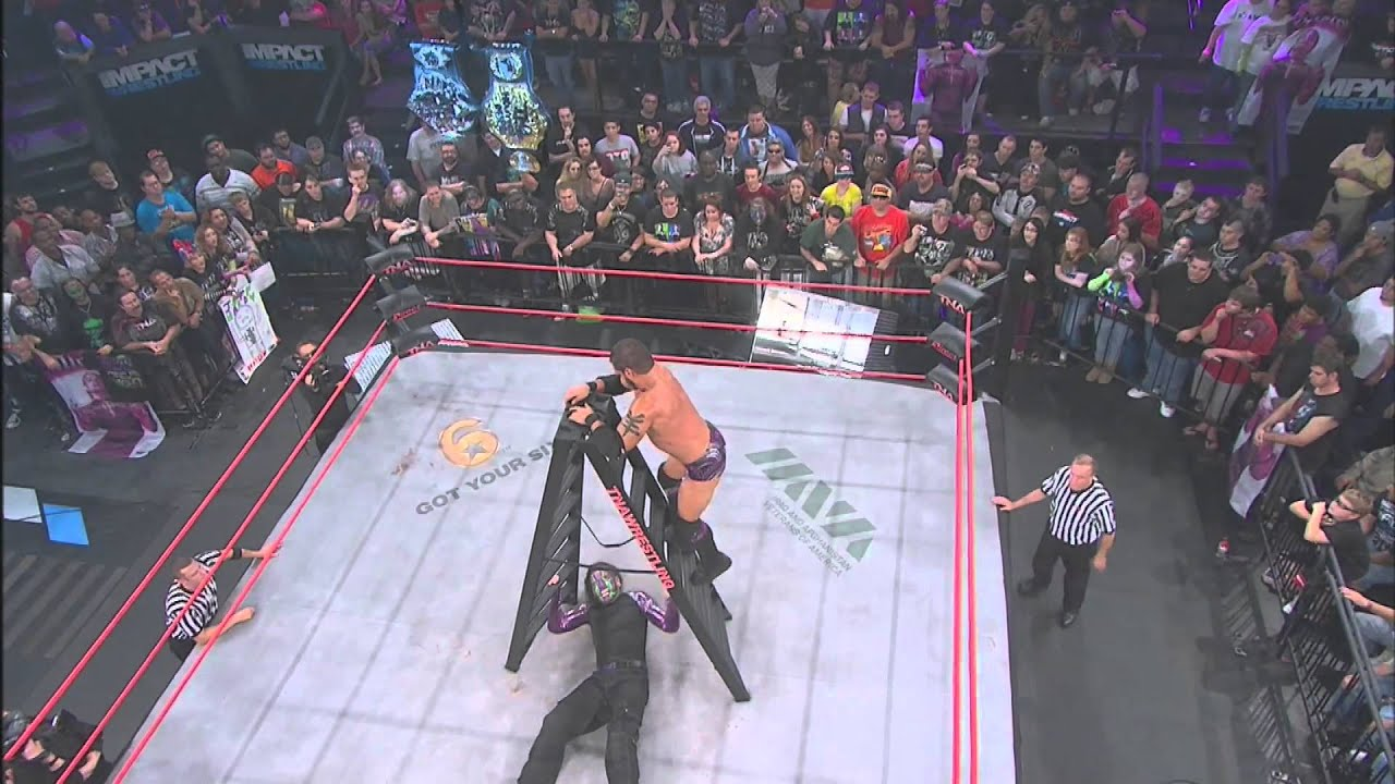 Download Turning Point 2012: Jeff Hardy vs. Austin Aries (Ladder Match)
