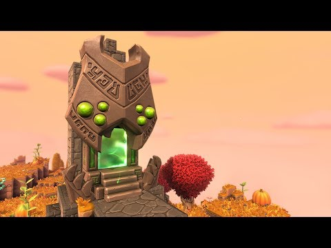 Portal Knights - Update v 1.2 OUT NOW on Steam. Feat. Vacant Islands, Boss Quests and MORE!