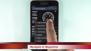 Polaris Navigation GPS for Android screenshot 3