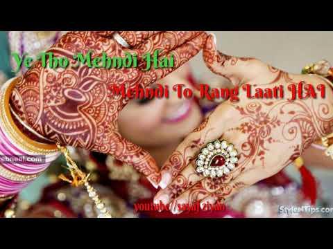 whatsapp status hd mehndi super hit song