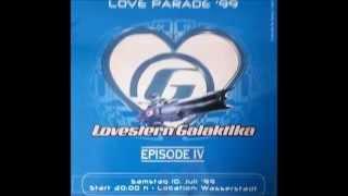Marusha - Be a wherehouse LIVE @ Lovestern Galaktika 1999 Loveparade Berlin :-)