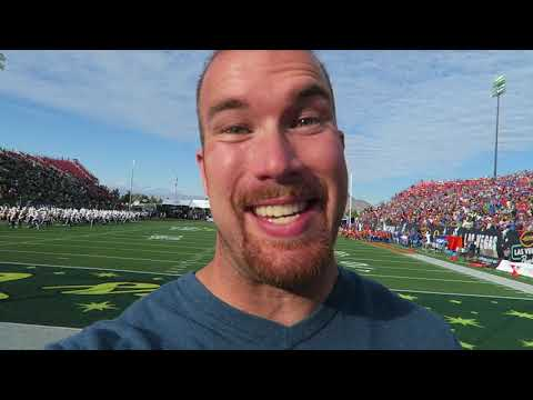 Las Vegas Vlog: Boise St. vs Oregon 2017 Las Vegas Bowl