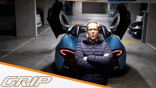 McLaren 570S Spider vs. Place - GRIP - Episode 438 - RTL2