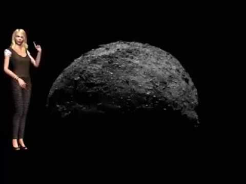 Asteroid Bennu, target of NASA's sample return mission, is rotating faster over time Mp3