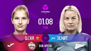 ЦСКА Москва Зенит Санкт Петербург