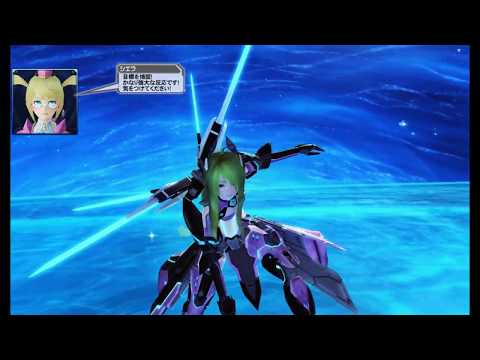 【PSO2】ファントムでエキスパ突破しよう!ソロマウストリガー「T:輝光を砕く母なる神」攻略(ゆっくり解説)