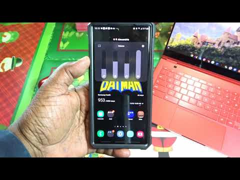 A Few New Things - Android 11 One UI 3.0 Update for The Samsung Galaxy Note 20 Ultra 5G AT&T Version
