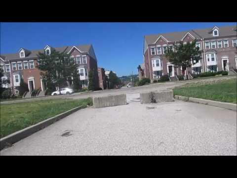 The urban prairie of Cincinnati's West End
