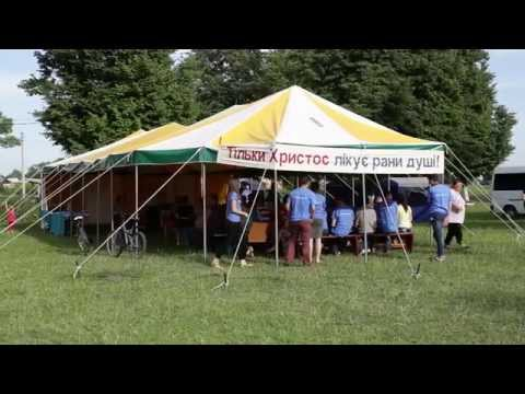 Ukrainian Mobile Medical Clinic in Ukraine 2015