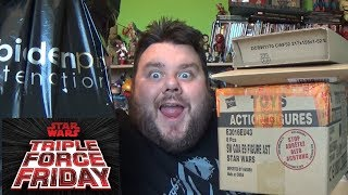 Belated Triple Force Friday Star Wars Rise Of Skywalker Toy Haul