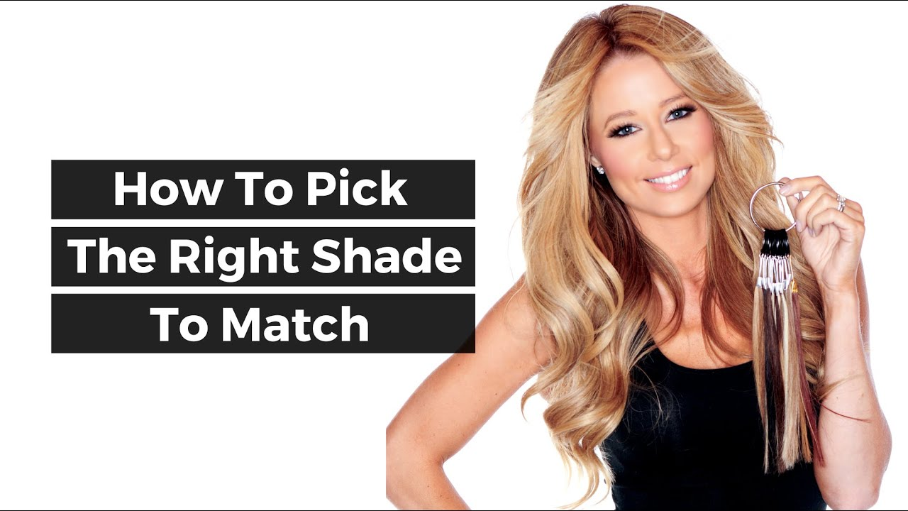 How to pick the right shade of cashmere hair youtube pmusecretfo Gallery