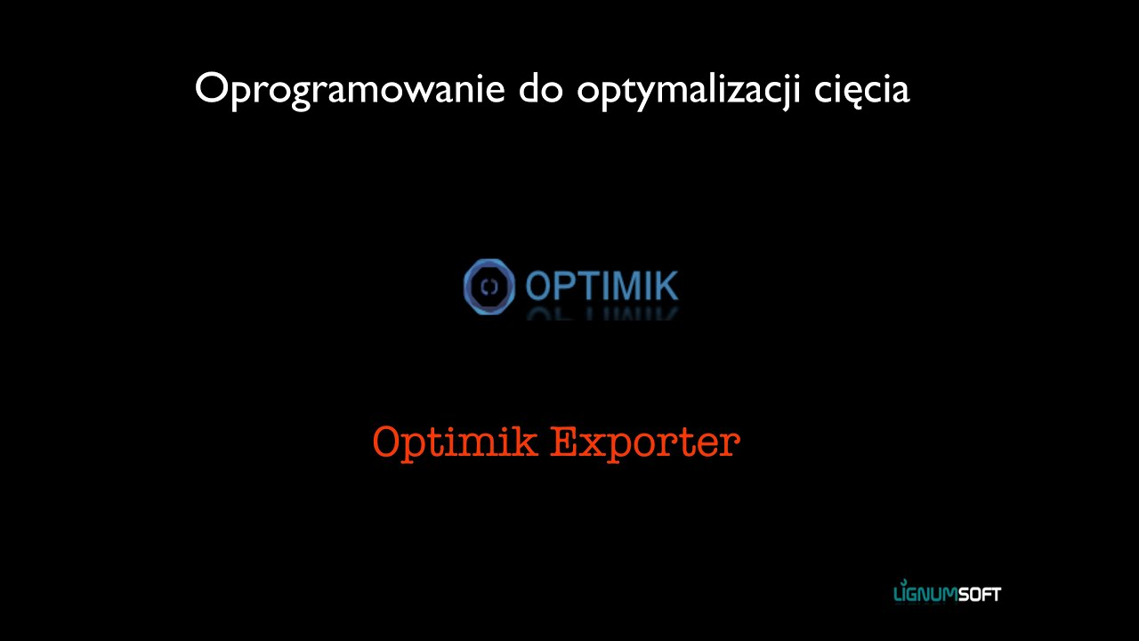 Optimik Exporter