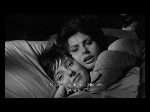 LA CIOCIARA de Vittiorio DE SICA - Official trailer - 1960