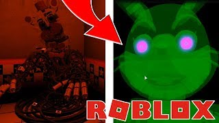 UPDATED 2019 How to get ALL The badges in Roblox Fredbear's Custom Night! Glitchtrap Mangle Survivor