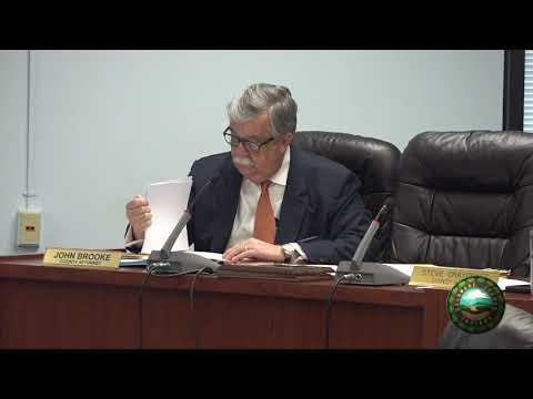 February 20th 2018 Delaware County Commissioners Meeting