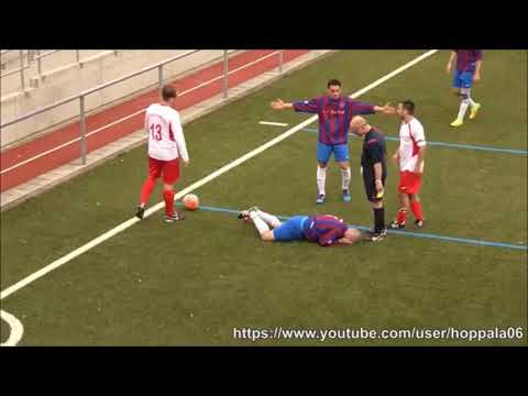 Kreisliga best of - Fouls, Rote Karten - Sunday League