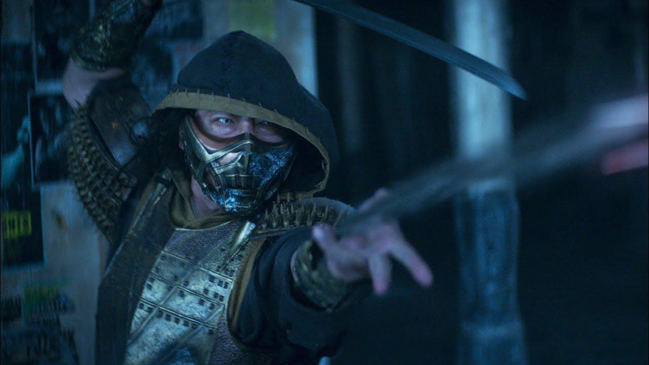 FILME 2021: Mortal Kombat - Trailer Oficial (Legendado) Restrito