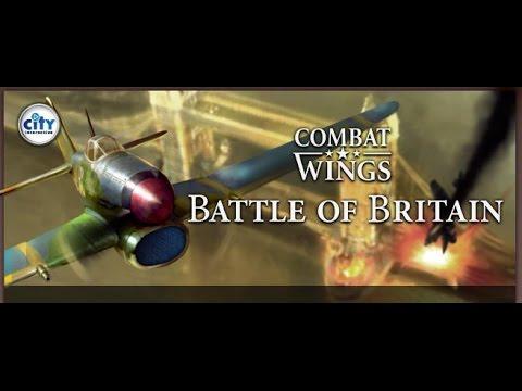 Combat Wings Battle Of Britain Main Menu Theme Music HQ