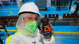 Un día trabajando en la fábrica de NESCAFÉ | ¿Cómo se hace el café soluble? ☕