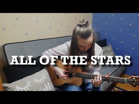 (Ed Sheeran) - All Of The Stars - Alicja Maciejewska - Fingerstyle Guitar Cover