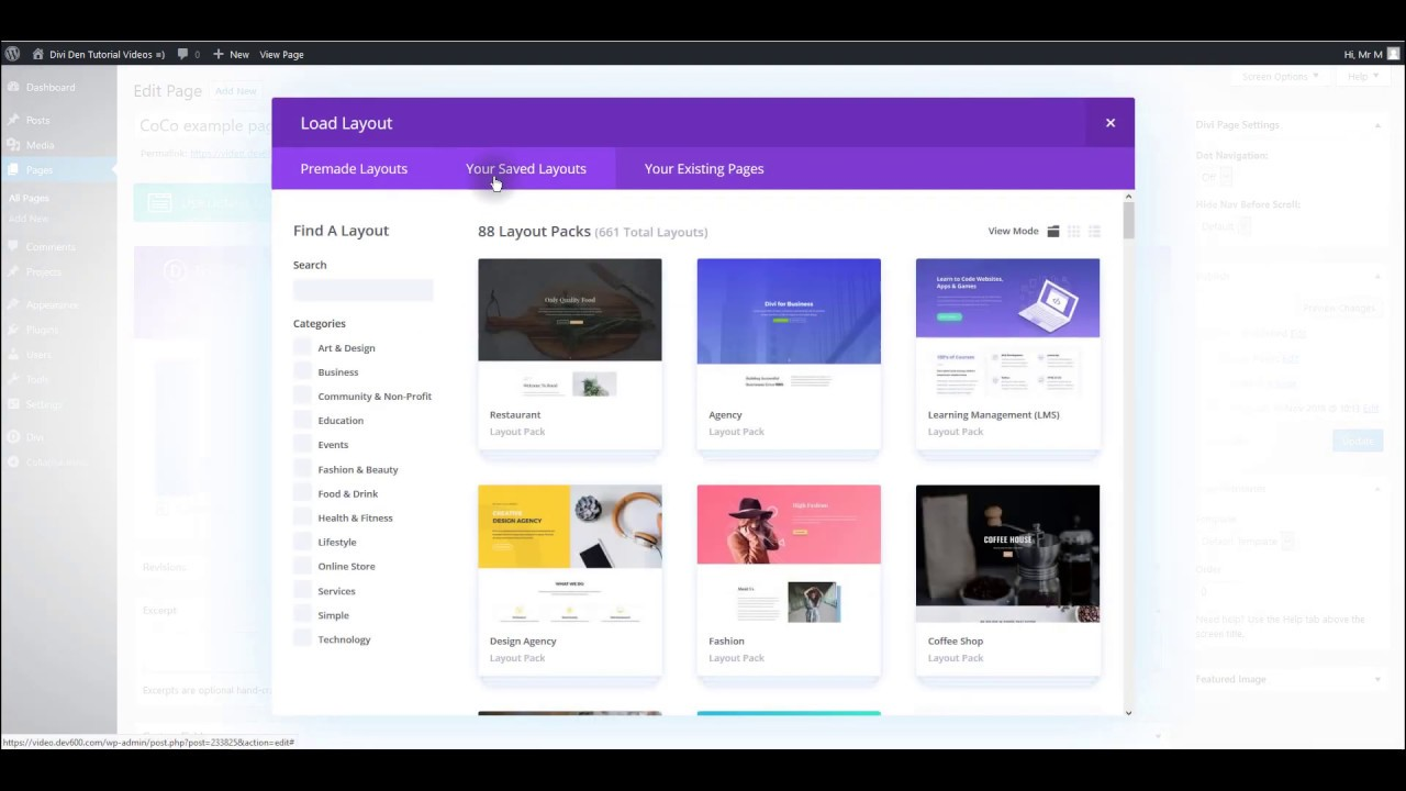 Welcoming The Awesome CoCo Bundle from Divi Den