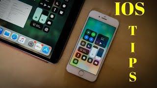 iOS Tips - Hidden Features of iOS 11