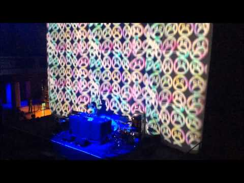 The Gaslamp Killer - Live at Low End Theory Festival 8/8/2015 pt.1