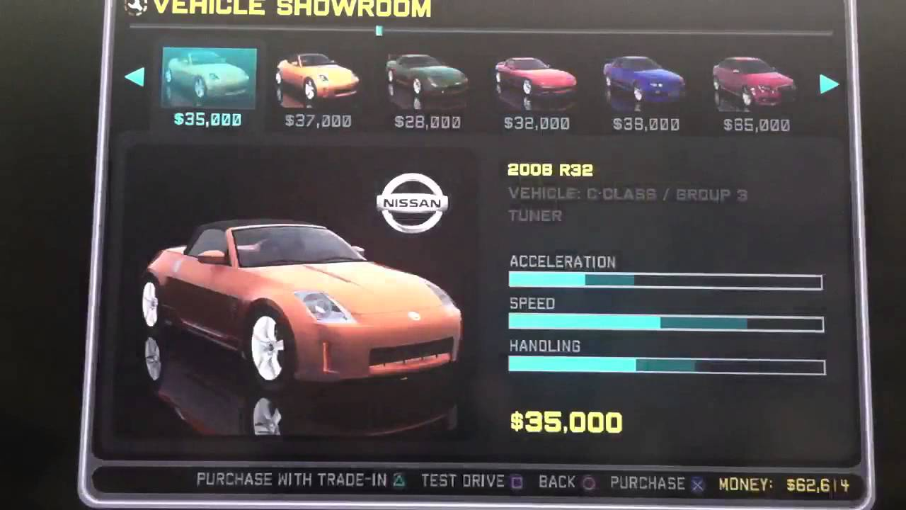 How To Get A Free Car >> Midnight Club La How To Get A Free Car Youtube