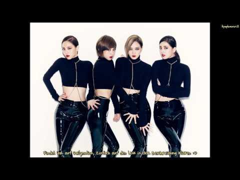 miss A (미쓰에이) - Hush (허쉬) (Ger Sub)