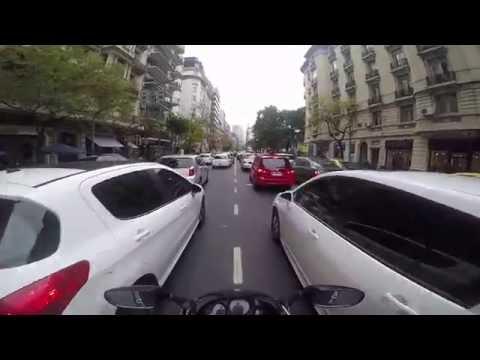 Viaje Capital Federal-Pilar (Buenos Aires-Argentina)
