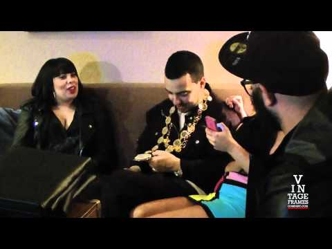French Montana & Vintage Frames Company: Vintage Sunglasses Appointment [User Submitted]