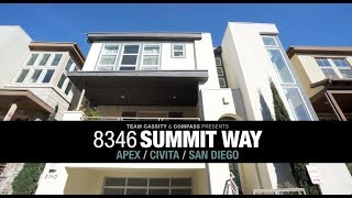 8346 Summit Way, 92108 | Apex at Civita | The Cassity Team, Compass