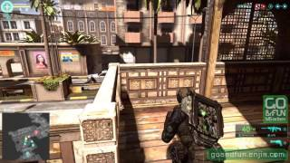 "Ghost Recon Phantoms Matches #24 ""MK 17-H SD ABR"""