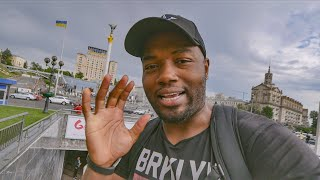 Welcome to KYIV, UKRAINE!!! | Love it Already :) |VLOG 492
