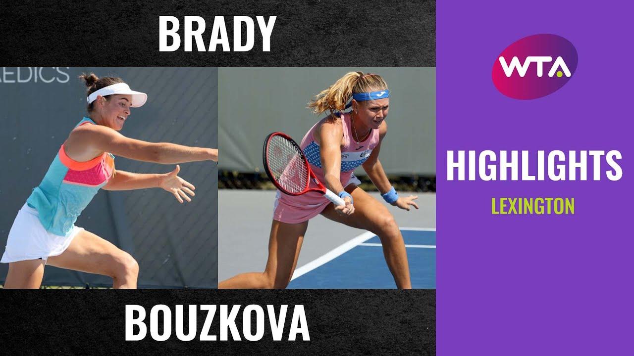 The Latest: Jennifer Brady reaches 1st US Open quarterfinal