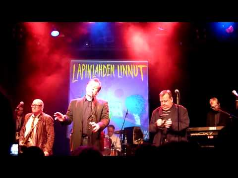 Lapinlahden Linnut: Sateet Tulevat (Tavastia Live 9.12.2009)