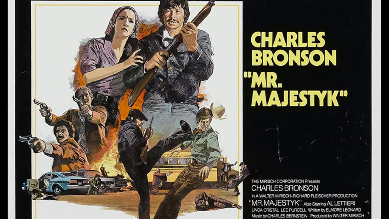 "Mr. Majestyk"" (1974) Soundtrac..."
