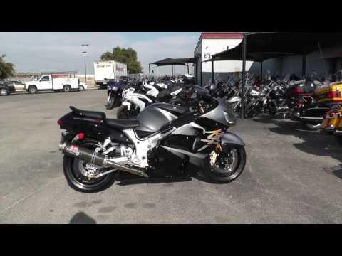 104401 – 2005 Suzuki Hayabusa GSX1300R – Used motorcycle for sale