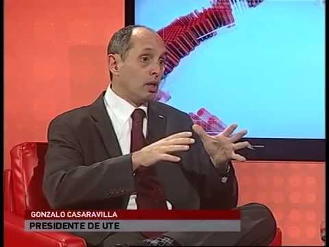 Entrevista al Ing. Gonzalo Casaravilla, presidente de UTE.