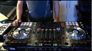 Pioneer DDJ SZ by DJ Nikki P powered by www.radoslavmusic