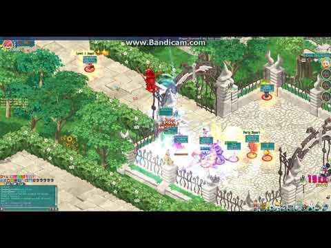 Angels online Selasie I War 1009  Chronos ( UPS VS AM )