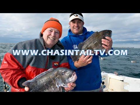 Late Fall Ocean Blackfishing Tips | Chasin